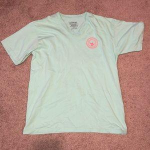 The Southern Shirt Company v neck t shirt